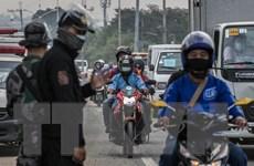 Dịch COVID-19: Philippines bắt giữ người không đeo khẩu trang