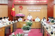 Các trường hợp F1 ở Lạng Sơn và Bình Định âm tính lần 1 với SARS-CoV-2