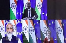Liên minh châu Âu và Ấn Độ nhất trí nối lại đàm phán FTA