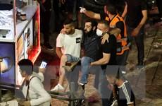 ''Bộ Tứ'' Trung Đông quan ngại về tình trạng bạo lực ở Jerusalem