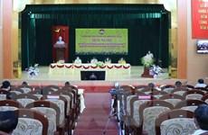 Các ứng cử viên đại biểu Quốc hội và đại biểu HĐND tiếp xúc cử tri