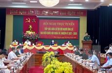 Cử tri Thái Nguyên tín nhiệm cao những người ứng cử đại biểu Quốc hội
