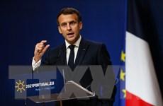 Tổng thống Pháp Emmanuel Macron mong muốn thúc đẩy cải cách EU