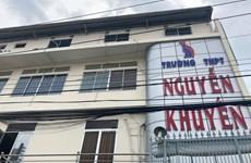 Đồng Nai: Trường THPT Nguyễn Khuyến thông tin về nữ sinh có hình xăm