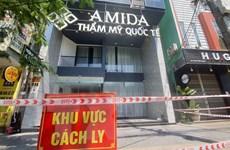 Đà Nẵng: Khởi tố vụ án ổ dịch thẩm mỹ viện Amida làm lây lan COVID-19