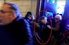 Mỹ bắt thiếu tá thủy quân lục chiến liên quan đến bạo loạn Đồi Capitol