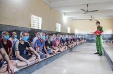 Đảm bảo quyền bầu cử của những người bị tạm giữ, tạm giam