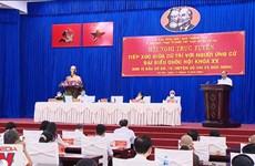 [Video] Chủ tịch nước tiếp xúc cử tri tại TP Hồ Chí Minh