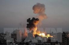 Một gia đình 10 người Palestine chết trong cuộc không kích của Israel