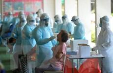 Thái Lan ghi nhận số ca tử vong do COVID-19 theo ngày ở mức kỷ lục