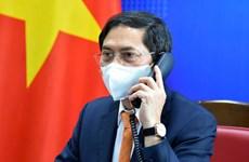 Việt Nam-Thái Lan thúc đẩy giao thương, phục hồi kinh tế sau đại dịch