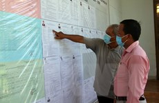 Ninh Thuận, Đắk Nông, Hưng Yên hoàn tất công tác chuẩn bị bầu cử