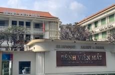Tìm người bị hại liên quan vụ án tại Bệnh viện Mắt TP Hồ Chí Minh
