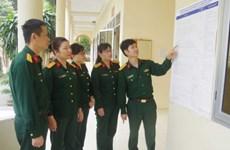 Bầu cử QH và HĐND: Quân khu 2 hoàn thành bầu cử sớm trong toàn quân