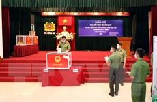 Trong ngày bầu cử, tình hình an ninh trật tự trên cả nước ổn định