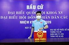 Đội tuyển Việt Nam và Đội tuyển U22 Việt Nam hoàn thành bỏ phiếu