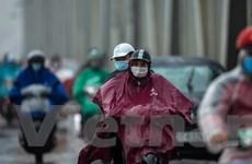 Bắc Bộ mưa dông, đề phòng lũ quét, sạt lở đất tại các tỉnh miền núi