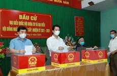[Video] Báo Séc đưa tin đậm nét về bầu cử Quốc hội Việt Nam