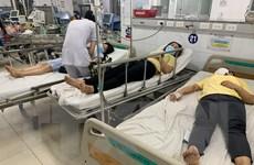 Bình Dương: 40 công nhân lao động phải nhập viện do rò rỉ khí Amoniac