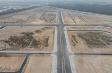 Đẩy nhanh tiến độ bàn giao đất cho Cảng hàng không quốc tế Long Thành