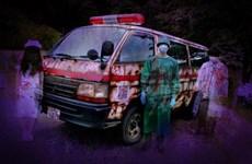 Dịch vụ xe cứu thương kinh dị trong mùa dịch gây sốc tại Nhật Bản