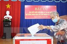 Bình Phước sẽ bầu thêm đại biểu HĐND cấp xã tại một đơn vị bầu cử