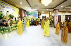 Tổ chức Đại lễ Phật đản trang trọng, an toàn phòng dịch COVID-19