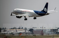 Mỹ hạ xếp hạng an toàn hàng không của Mexico xuống mức 2