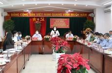 Thành công bầu cử ở Phú Yên thể hiện niềm tin của người dân