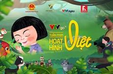 Chiếu miễn phí 50 bộ phim hoạt hình Việt Nam phục vụ khán giả nhỏ tuổi
