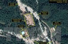 'Triều Tiên tiếp tục các hoạt động tại khu tổ hợp hạt nhân Yongbyon'