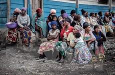 CHDC Congo lo ngại dòng dung nham ngầm của núi lửa Nyiragongo