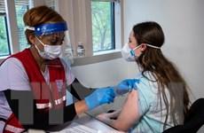Dịch COVID-19: Mỹ dành nhiều ưu đãi cho người đã tiêm vaccine