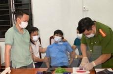 Công an Lào Cai bắt giữ nguyên chủ tịch xã mua bán ma túy
