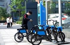 Hà Nội thí điểm xe điện hai bánh miễn phí kết nối xe buýt vào quý 3