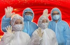 Nghệ sỹ TP.HCM đồng hành cùng lực lượng phòng, chống dịch COVID-19