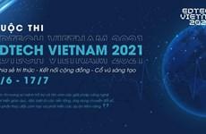 Khởi động Edtech Vietnam 2021 - Cuộc thi tìm kiếm ngôi sao khởi nghiệp