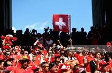 EURO 2020: COVID-19 phá tan 'Fan zone' của người hâm mộ Thụy Sĩ