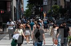 Giá tiêu dùng tại Mỹ tăng 5% trong vòng 12 tháng qua