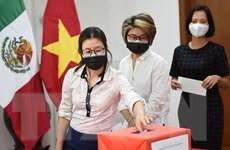 Cộng đồng người Việt tại Mexico góp sức chống dịch COVID-19 trong nước