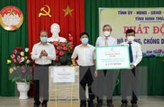 Ninh Thuận, Cà Mau phát động toàn dân ủng hộ phòng chống dịch COVID-19