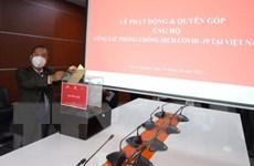 Người Việt tại Đông Phi chung tay chống dịch COVID-19 trong nước