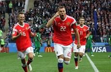 EURO 2020: Người hâm mộ Nga hồi hộp trước giờ cuộc đối đầu Nga-Bỉ
