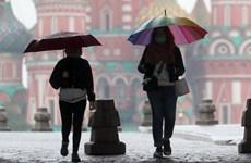 Thủ đô của Nga tăng cường các biện pháp hạn chế tại nơi công cộng