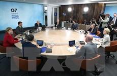 G7 dự kiến công bố sáng kiến làm 'đối trọng' với BRI của Trung Quốc