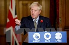 """Thủ tướng Anh nêu """"hành động lịch sử"""" ngăn đại dịch trong tương lai"""