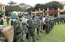 Thanh Hóa: 'Lá chắn thép' bảo vệ chủ quyền biên giới và ngăn COVID-19