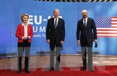Hội nghị thượng đỉnh Mỹ-EU nâng tầm hợp tác song phương