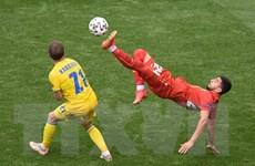 EURO 2020: Chiến thắng sít sao của Ukraine trước Bắc Macedonia