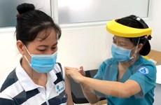 Tiêm vaccine COVID-19 cho 5.000 công nhân tại Khu chế xuất Tân Thuận